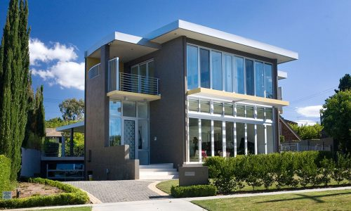 05 - Yarralumla Bay House - Sustainable house - Strine Design