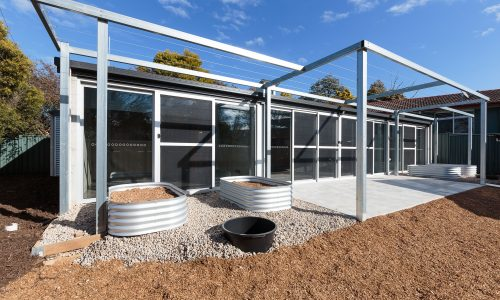 11 - Strine Design - Canberra builder - Strine Environments - Solstice House 1 - internal - passive solarand sustainable home of canberra region