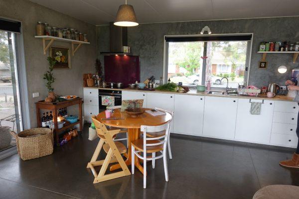 12 - Kambah modular home - strine environments