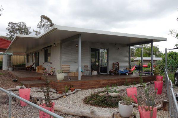 23 - Kambah modular home - strine environments