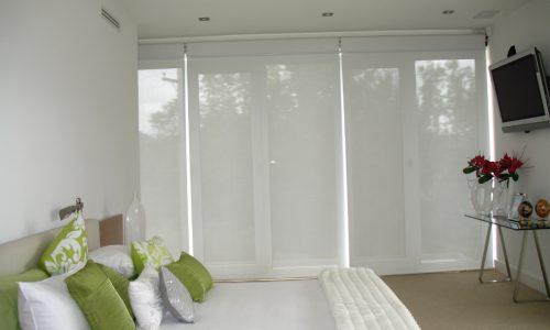 52 - Yarralumla Bay House - Sustainable house - Strine Design - bedroom
