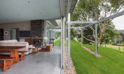 01 - Strine Design - Strine Environments - Best Canberra Builder - Green Architect Canberra - Sustainable house - Merimbula - Outdoor living