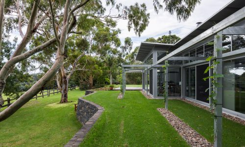 02 - Strine Design - Strine Environments - Best Canberra Builder - Green Architect Canberra - Sustainable house - Merimbula - Outdoor living