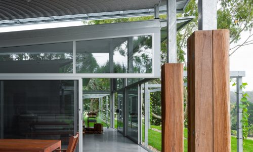 04 - Strine Design - Strine Environments - Best Canberra Builder - Green Architect Canberra - Sustainable house - Merimbula - Outdoor living