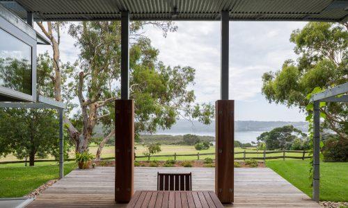 06 - Strine Design - Strine Environments - Best Canberra Builder - Green Architect Canberra - Sustainable house - Merimbula - Outdoor living