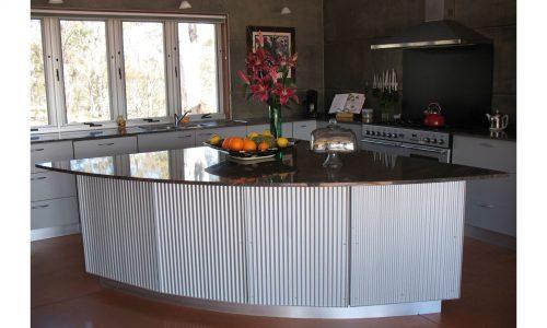12 - Lake George House - Strine Design - Strine Environments - Best Canberra Builder - Green Architect Canberra - kitchen